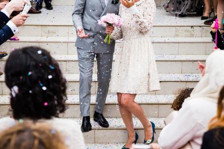 Anglická slovíčka - svatba