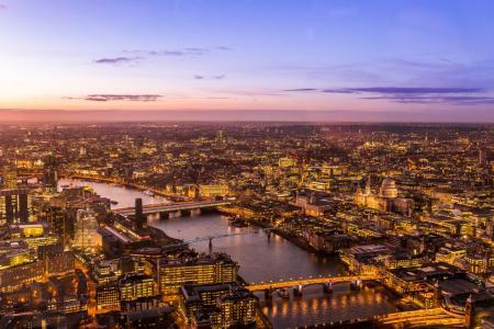 London - procvičte si četbu v angličtině