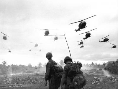 Četba v angličtině - The Vietnam War